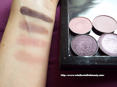 mug swatches makeup geek