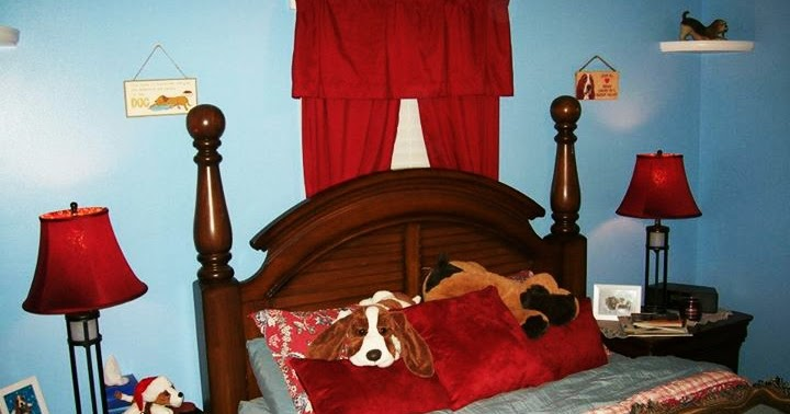 Welcome to my blog: Dog Themed Bedroom