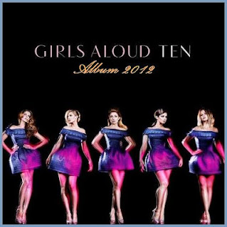 Girls Aloud Album Ten cover