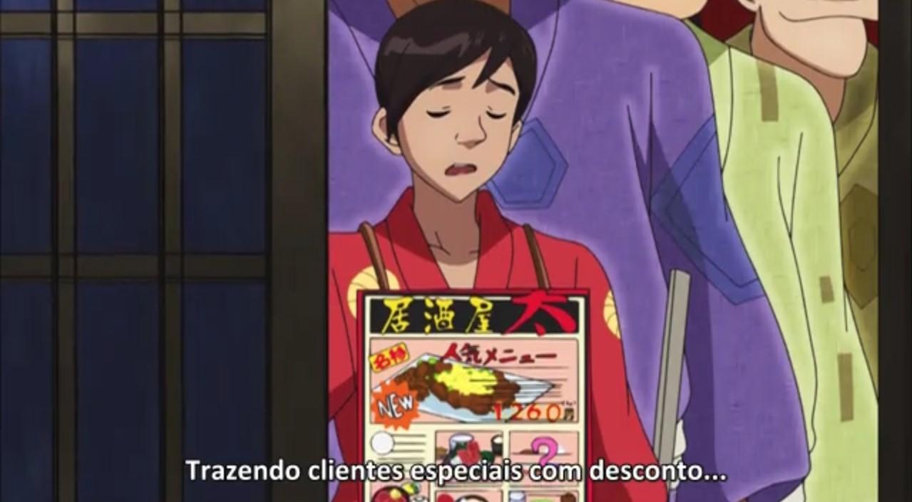 Abarenbou Kishi!! Matsutarou: Episódio 09 – Como Descansam Os Lutadores