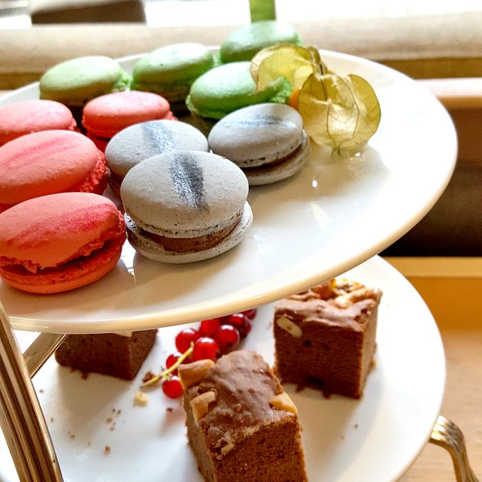 L´Oréal Paris Blogger Event am Tegernsee - Spa Seehotel Überfahrt Tegernsee Macarons