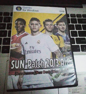 Order SUN-Patch 2013 AIO - New Season 2016/17