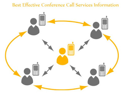 Best Effective Conference Call Services Information
