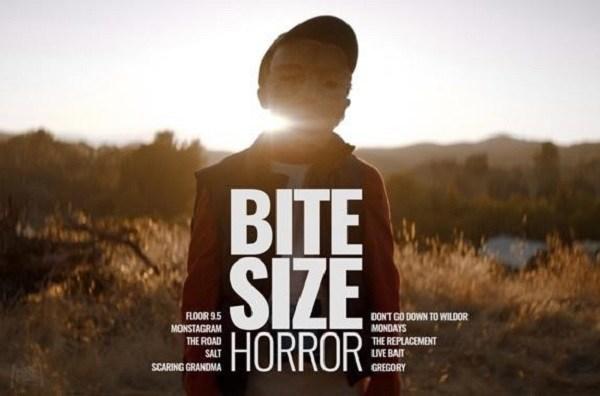 BITE SIZE HORROR - Poster