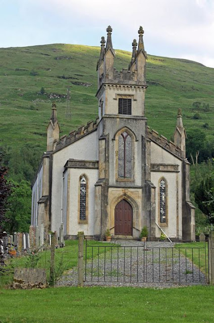 Buy Wall Art of Arrochar Parish Church