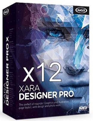 Xara Designer Pro X365 12.8.1.50861 poster box cover