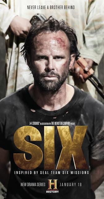 Six (2017-) ταινιες online seires xrysoi greek subs