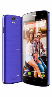 Lava Iris Selfie 50 With 5MP Front Camera