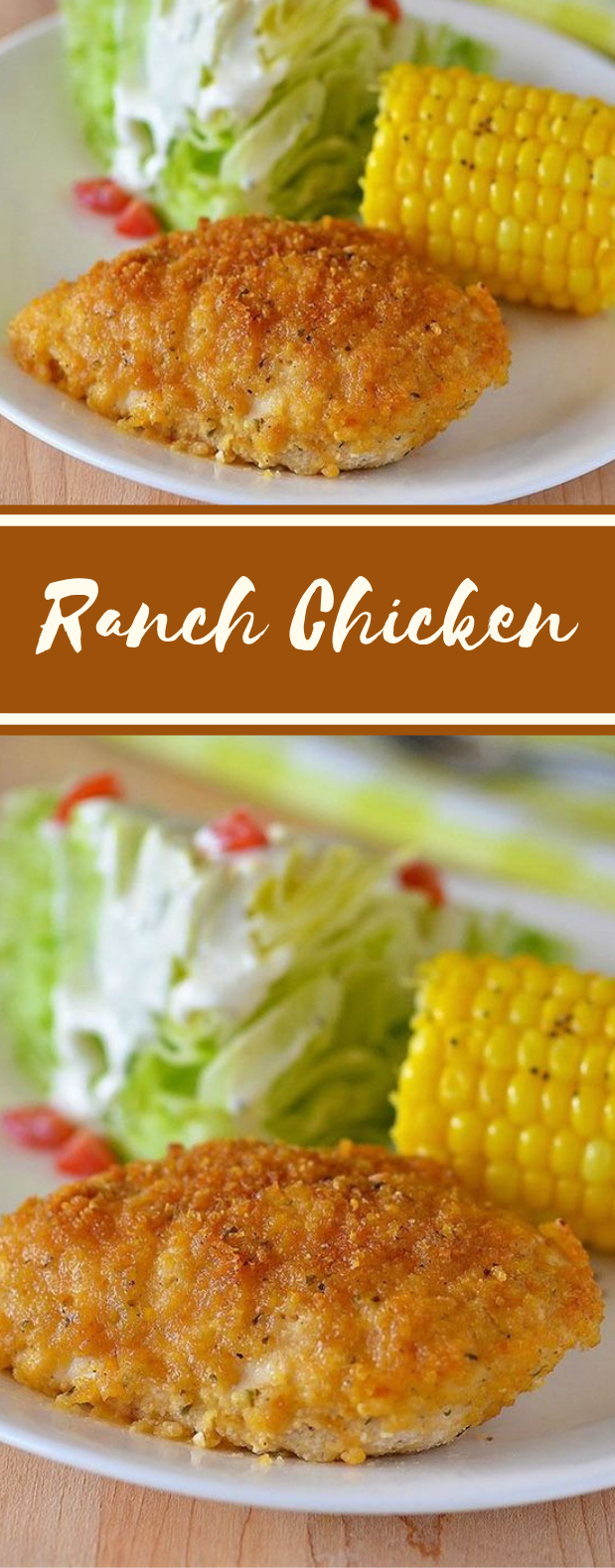 Ranch Chicken #dinner #chicken