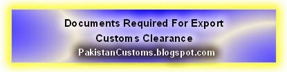 Documents-Required-For-Customs-Clearance