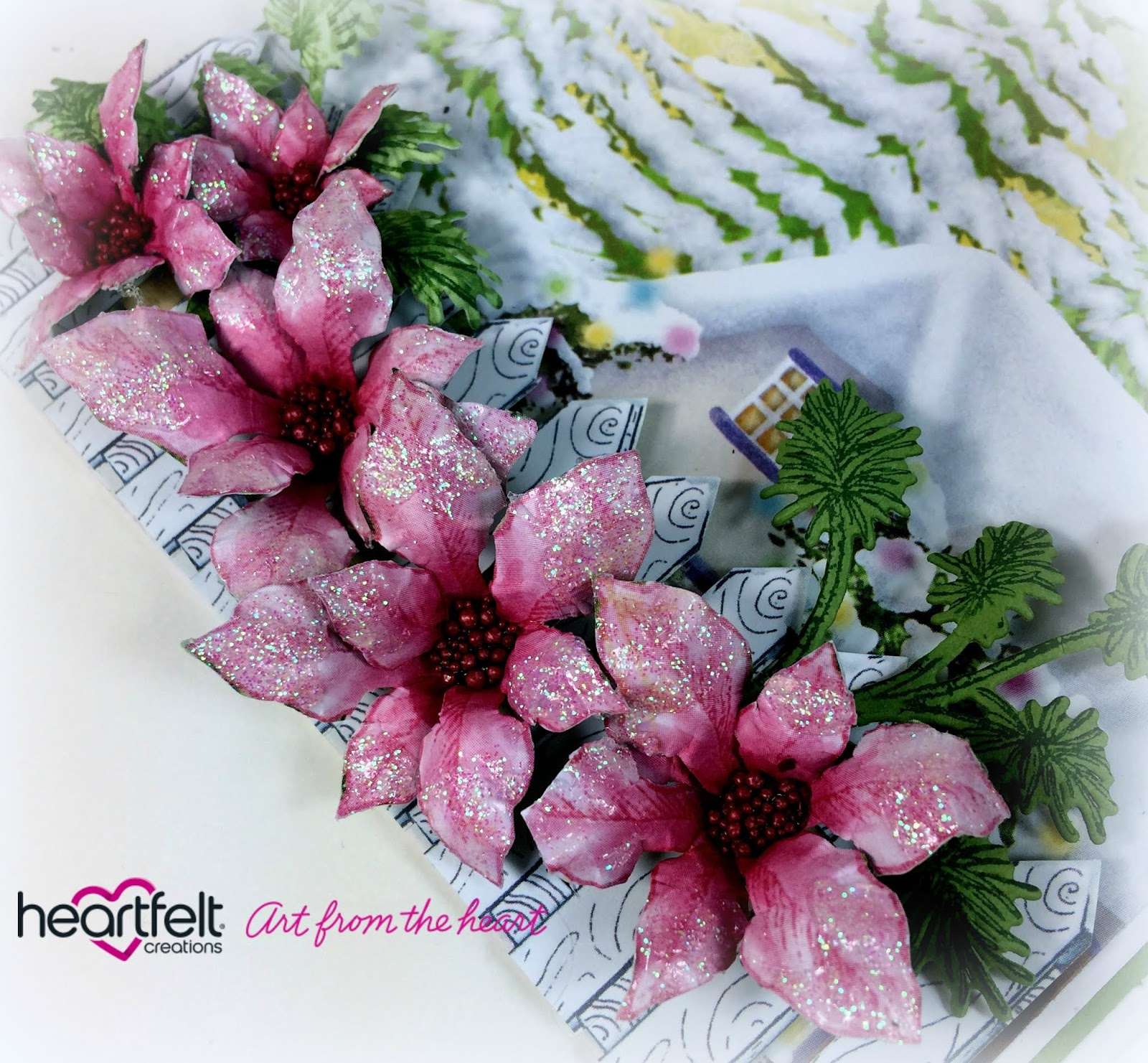 Easy Paper Flowers - Simply Monica