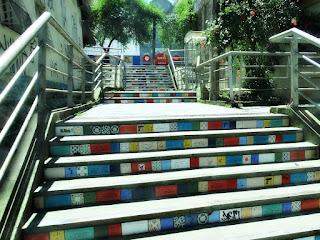 Escadaria 24 de Maio, Centro de Porto Alegre