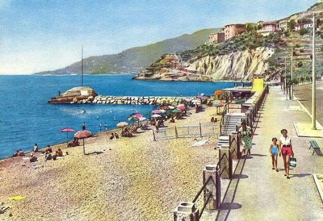 Ventimiglia, primi anni '60