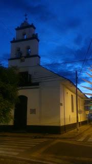 iglesia de san jacinto en tocaima