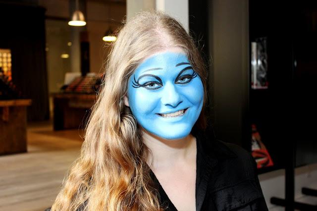 easy halloween makeup ideas