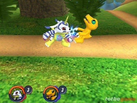 Download Digimon Rumble arena PC