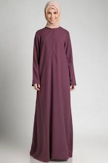 Model Baju Gamis polos