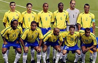 FIFA World Cup, Japan, 2002, Brazil, winners, champions, team ,germany, team, photo, final match.