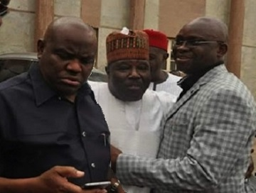 PDP CRISIS: BOT Accedes To Sheriff's Conditions For Peace;Move Convention To Abuja, Sacks Wike
