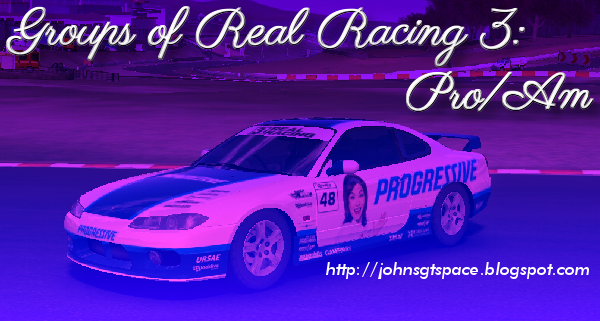 Groups of Real Racing 3 Pro-Am