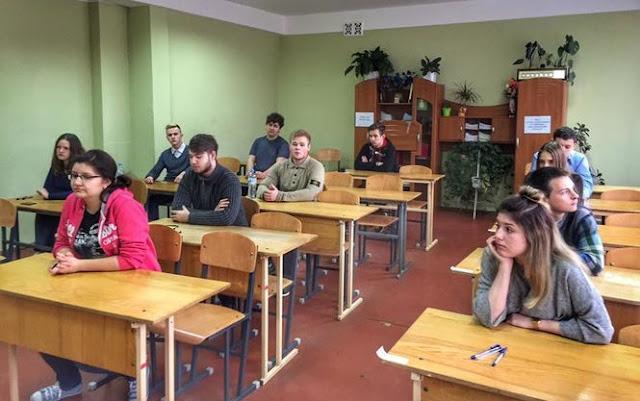 У Павлограді евакуювали школу через розпилення невідомої речовини