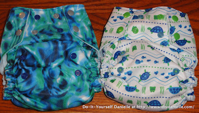 How to sew a lot of cloth diapers at once- and save time!