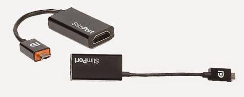 SlimPort HDMI Adaptor