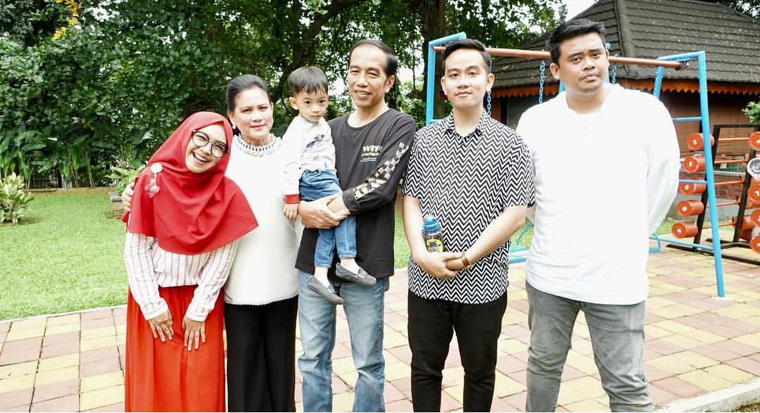 Ricis Dibully Habis-Habisan Karena Foto dengan Jokowi