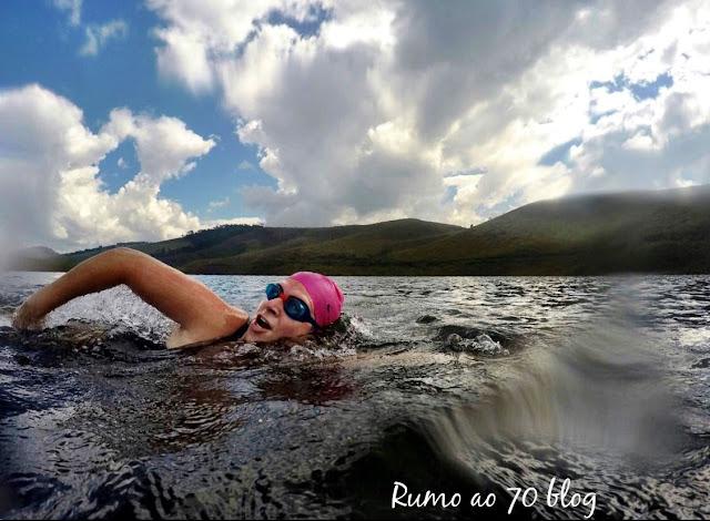Treino de natação: realização e saúde 1