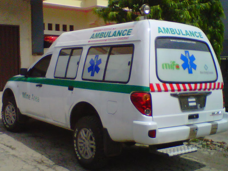 AMBULANCE INDONESIA RAYA title=
