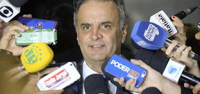 PF aponta indício de que marqueteiro de Aécio recebeu da Odebrecht sem prestar serviço