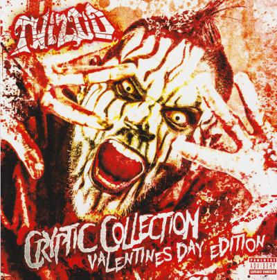 Twiztid - Cryptic Collection: Valentine's Day Edition - Album Download, Itunes Cover, Official Cover, Album CD Cover Art, Tracklist