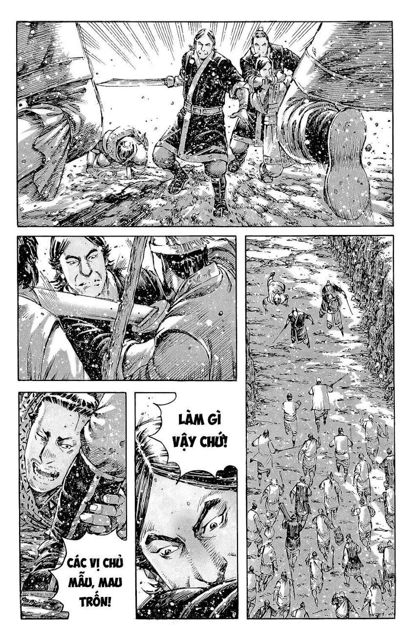 Hỏa phụng liêu nguyên Chương 386: Hoàng kim chi lộ [Remake] trang 13