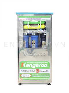 Máy lọc nước kangaroo giá từ 3 đến 5 triệu đồng cho gia đình Máy lọc nước RO Kangaroo KG128 - giá 4.150.000 đ