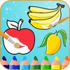 Fruits Coloring Book & Drawing Book Apk - Free Download Android Game