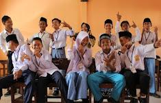 MTS Nurul Huda Tandun Rohul Adakan Pemilu Ketua dan Anggota OSIS 2018