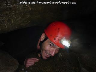 Cuevas de Waitomo - Garrapateando