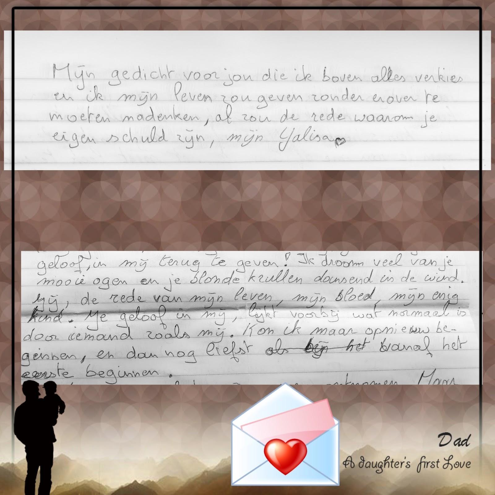 Het Dagboek Van Een Eenling Zijn Gedicht Voor Mij