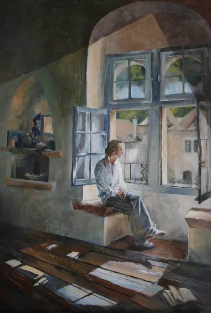 Британская художница-самоучка. Karina Knight