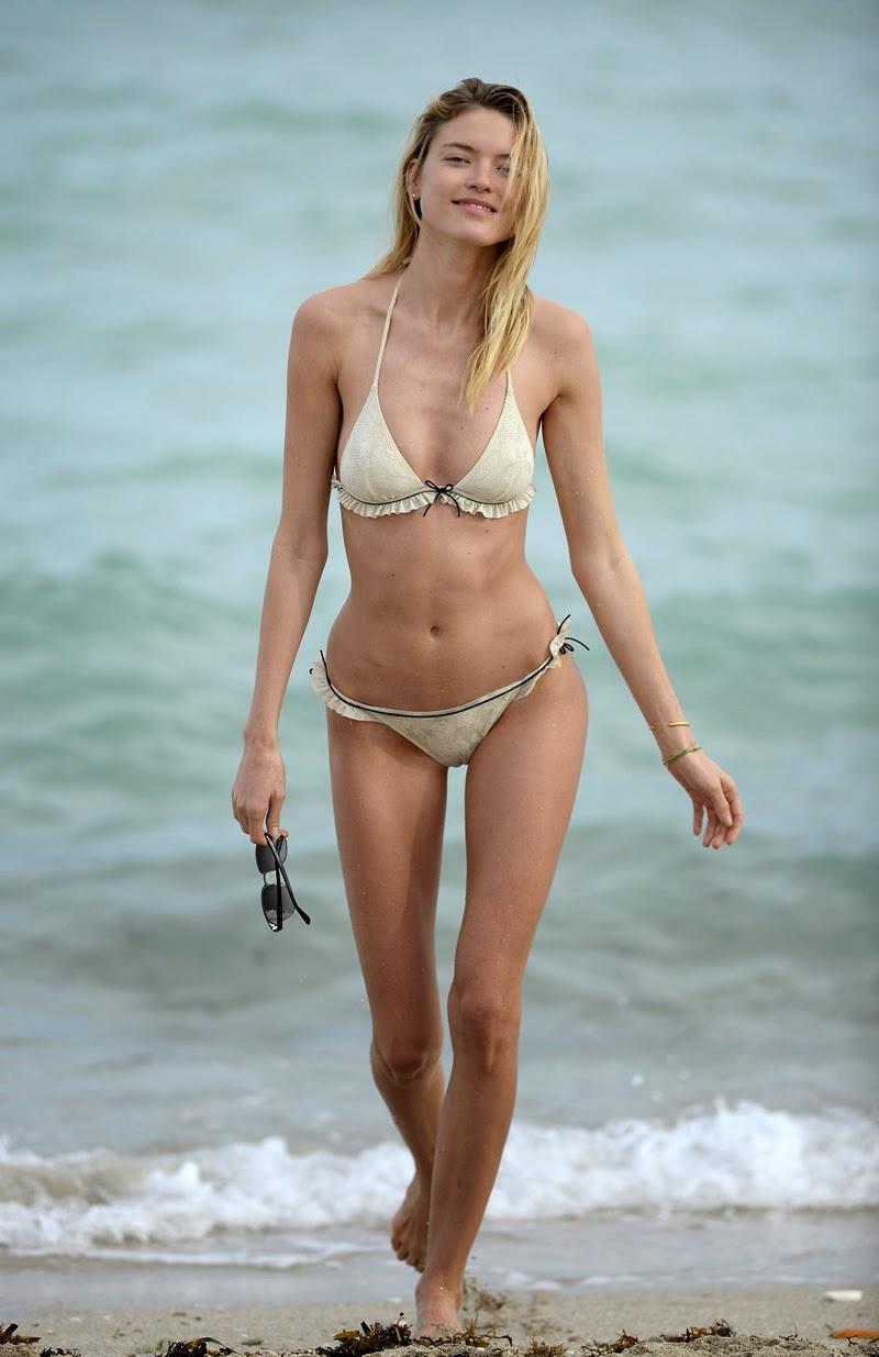 style martha hunt skimpy bikini candid photos - daily photo likes