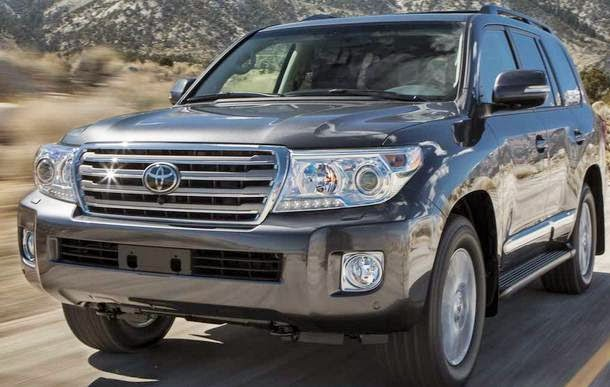 2016 Toyota Land Cruiser Hybrid Review and Redesign