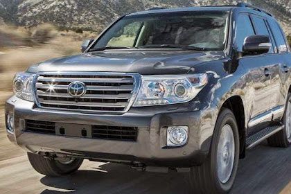 Toyota Land Cruiser Hybrid 2016