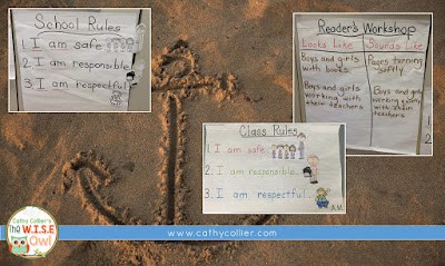 Anchor Charts are the most essential part of your classroom, but if you are using pre-made, store-bought anchor charts you are missing a golden learning opportunity. Here are 5 rules for meaningful anchor charts.