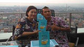 Buku Happy Yummy Journey