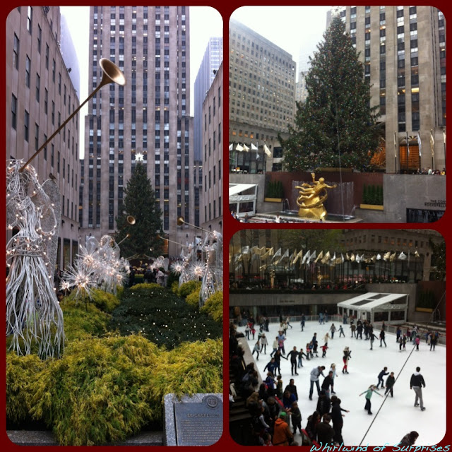 Rockefeller Center, Christmas tree
