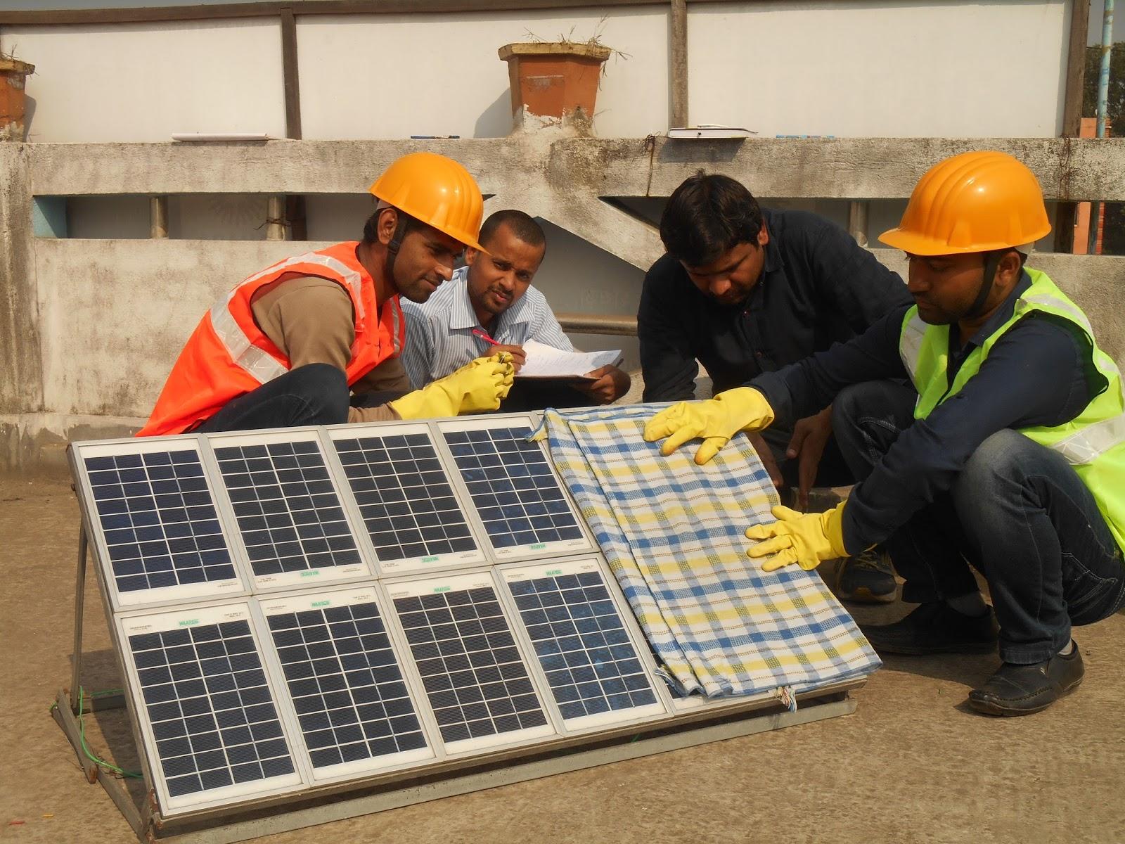 6 months Photovoltaic Technician Training, Solar Energy