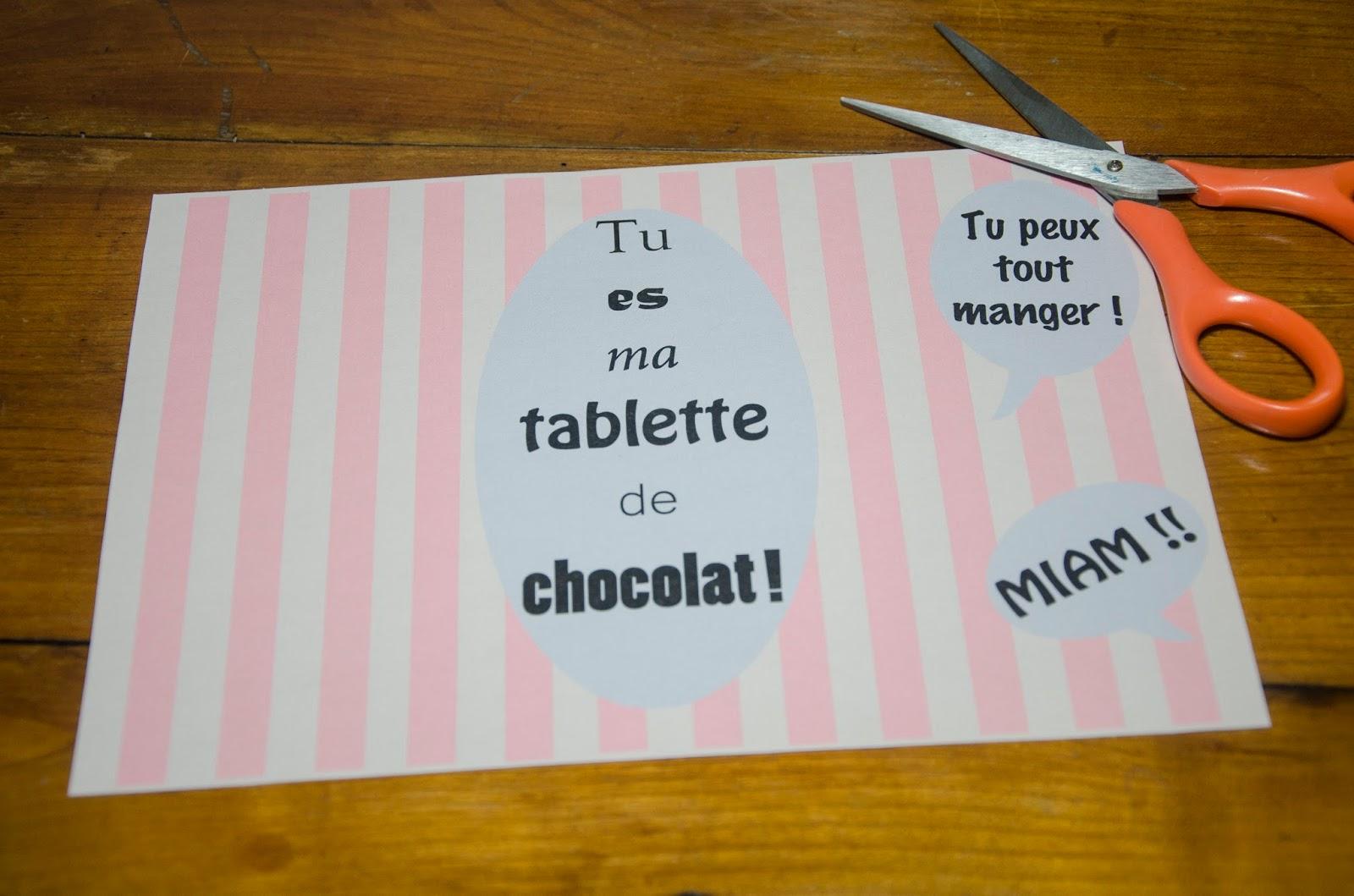 Hervorragend Le DIY de la SAINT-VALENTIN : Du chocolat en barre ! YZ34