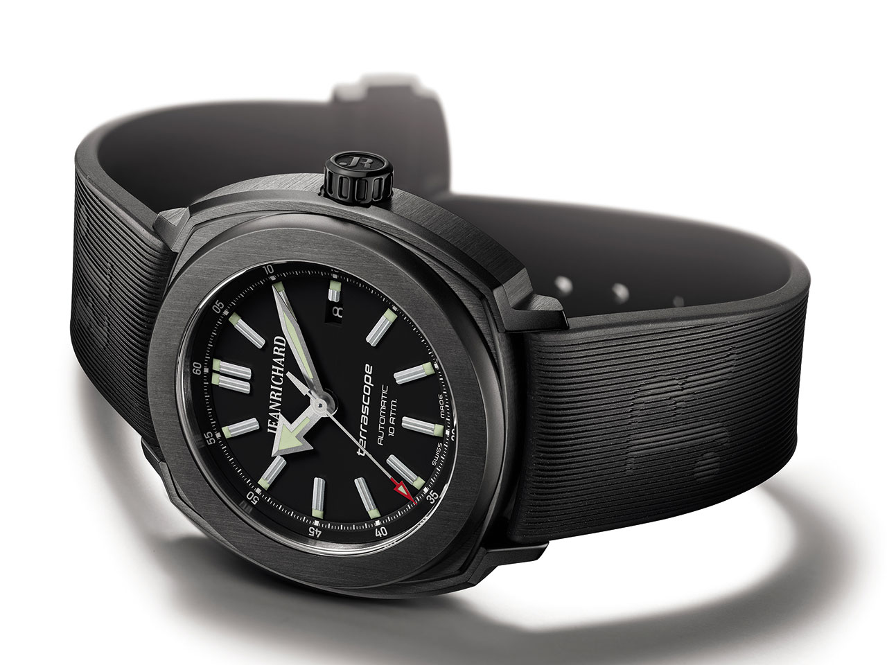 Jeanrichard Terrascope Automatic Watch