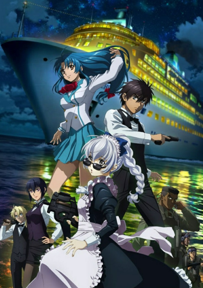 Full Metal Panic! IV: Invisible Victory