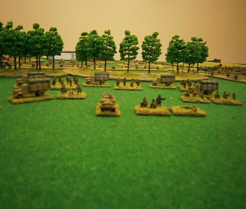 Motorised Panzer Grenadier Battalion picture 2